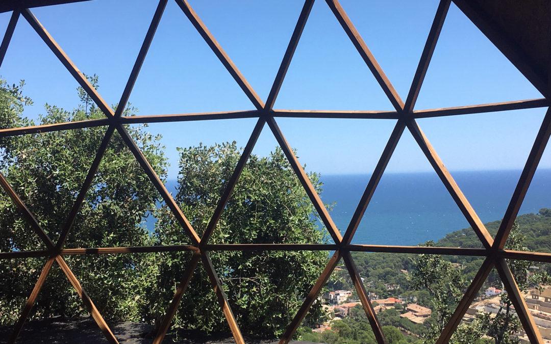 Domo Geodésico Vivienda en Begur (Costa Brava)