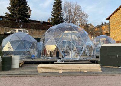 Space Dome en Llívia