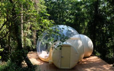 Sky Bubbles – Ursa Major en Italia