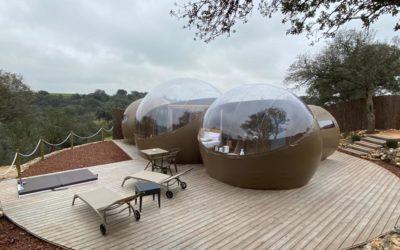 Sky Bubbles – MiLuna. Proyecto en Toledo