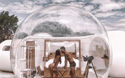 Sky Bubbles – Las Beatas en Ciudad Real