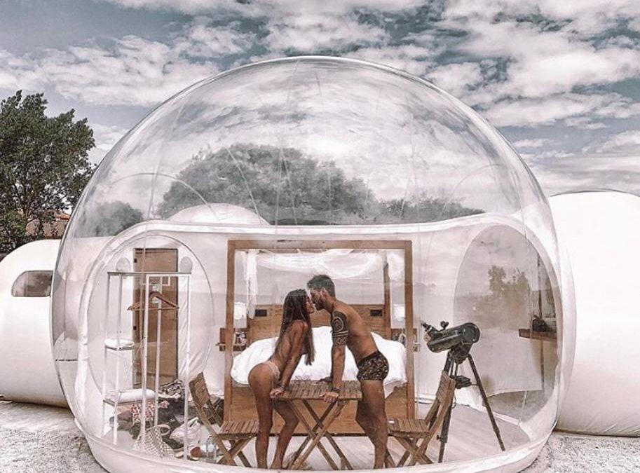 Sky Bubbles Las Beatas
