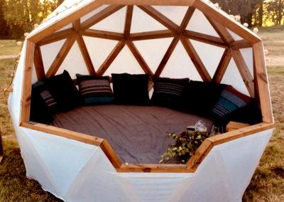 Relax Dome en White Summer