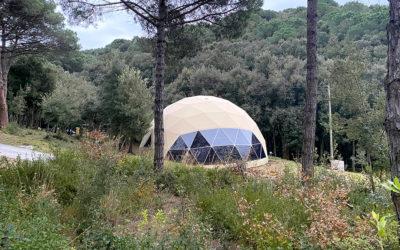 Cosmos Dome en Caldes